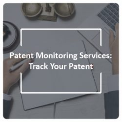 Patent Monitoring Services Track Your Patent