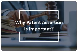 Why Patent Assertion is Important